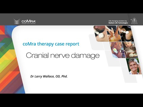 coMra therapy for cranial nerve damage